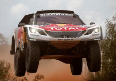 Total Peugeot 3008 Dakar 2018